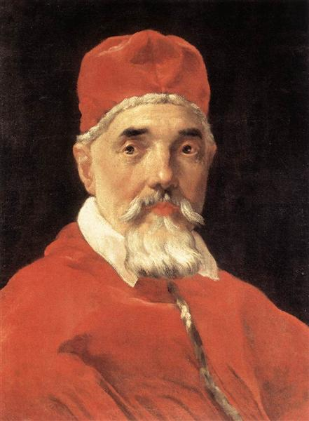 Pope Urban VIII, 1632 - Gian Lorenzo Bernini