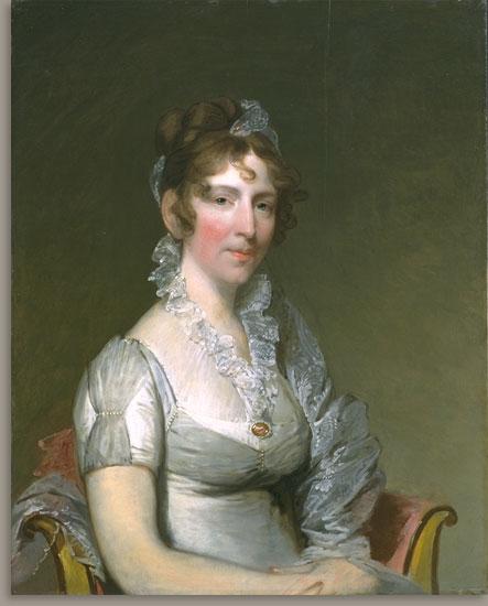 Elizabeth Tuckerman Salisbury, 1811 - Gilbert Stuart