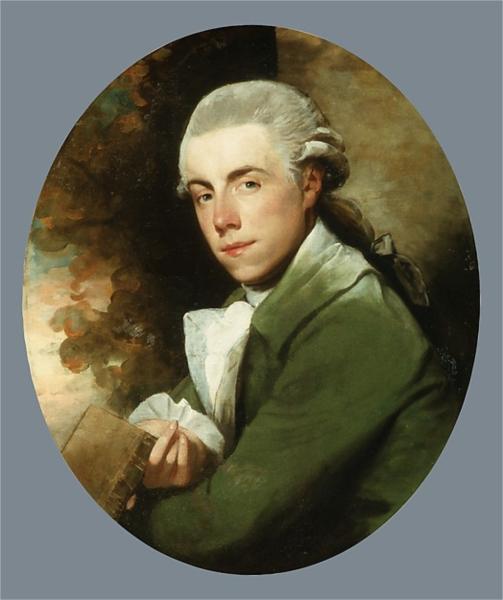 Man in a Green Coat, 1785 - Gilbert Stuart