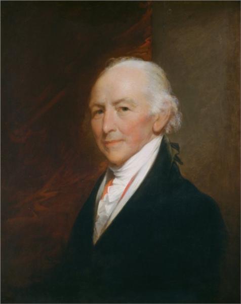 Samuel Alleyne Otis, 1813 - Gilbert Stuart