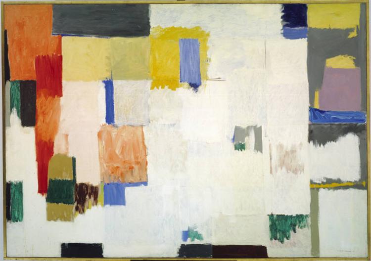 Untitled, 1956 - Giorgio Cavallon