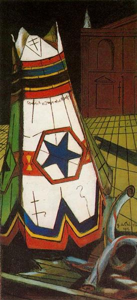 Playthings of the Prince, 1915 - Giorgio de Chirico