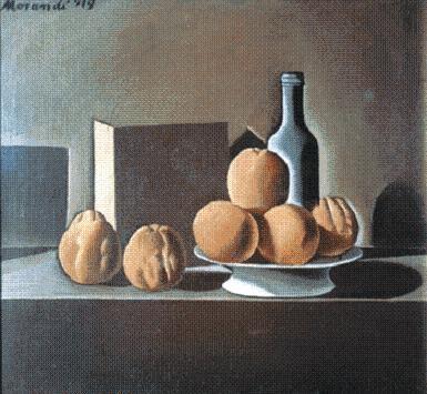 Still Life, 1919 - Giorgio Morandi
