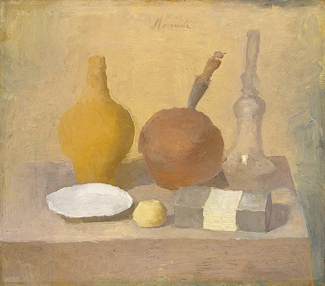 Still Life, 1925 - Giorgio Morandi