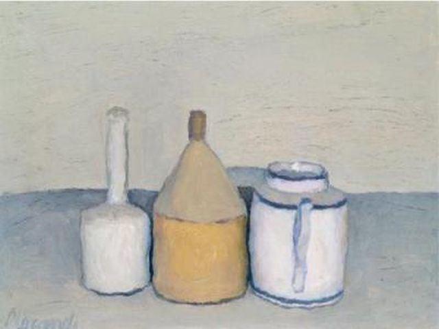 Still Life, 1956 - Giorgio Morandi