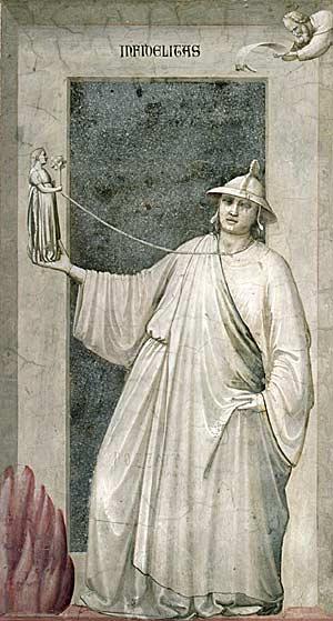 Infidelity, 1306 - Giotto