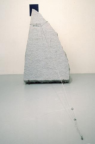 Oltramare, 1984 - Giovanni Anselmo