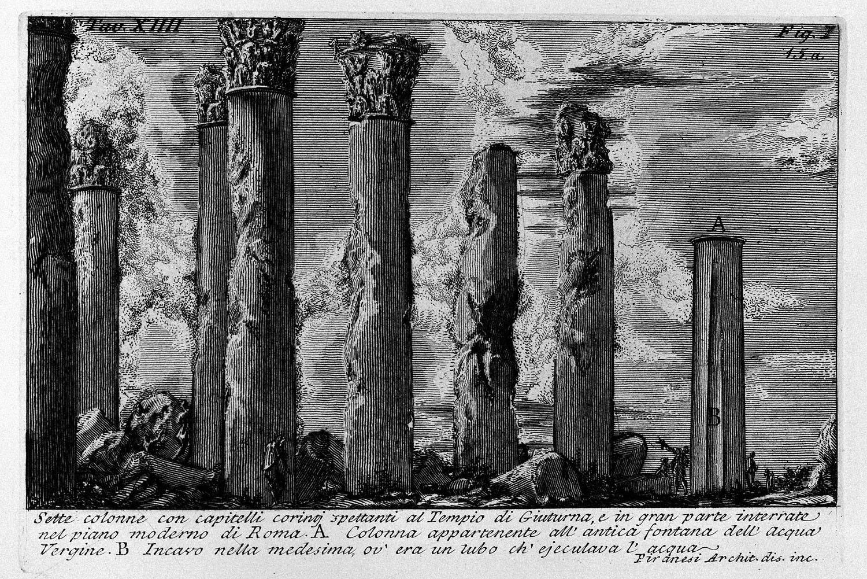 The Roman antiquities, t. 1, Plate XIV, 1756