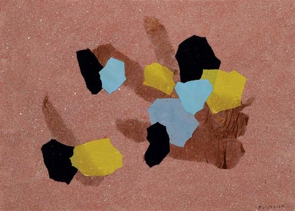 Collage - Giulio Turcato