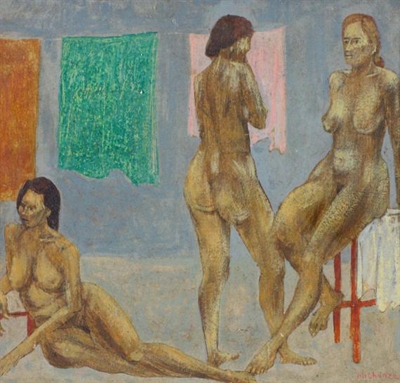 Nude - Grégoire Michonze