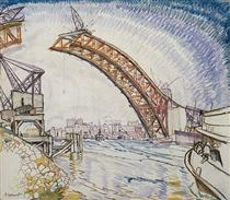 Before the arches met - Grace Cossington Smith