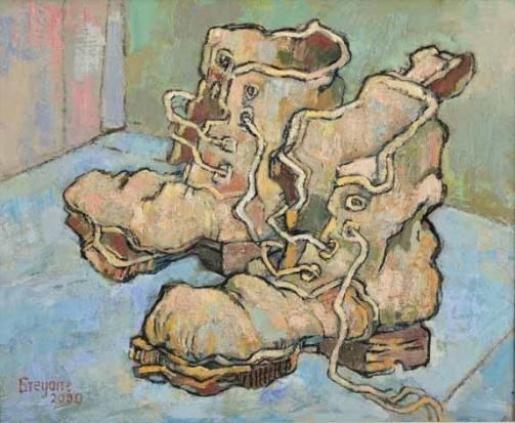 'N Paar Ou Skoene, 2000 - Gregoire Boonzaier