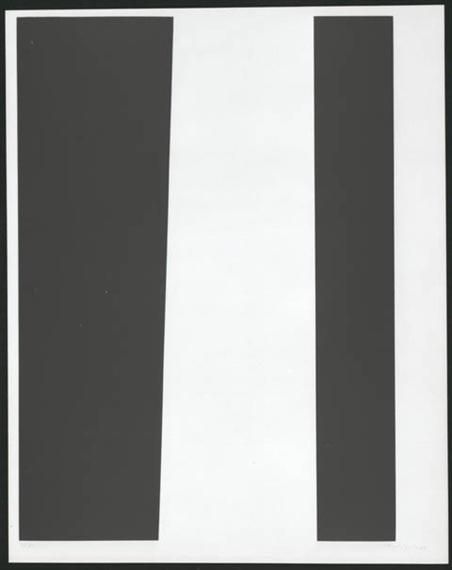 Black/White, 1956 - Guido Molinari