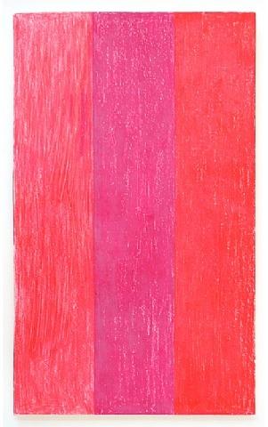 Red Rouge Quantifier, 1976 - Guido Molinari