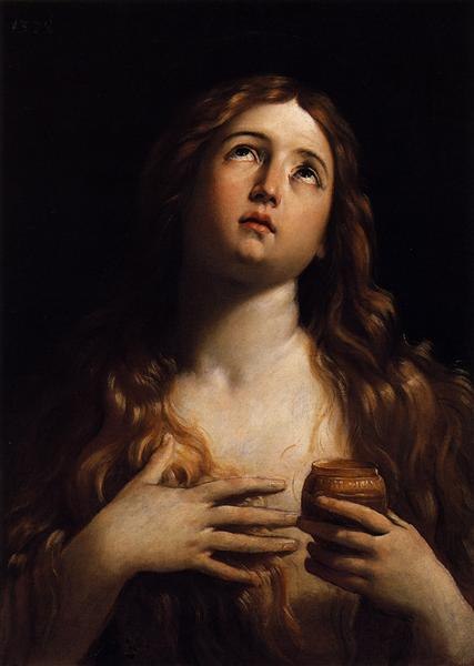 Mary Magdalene, 1616 - Guido Reni