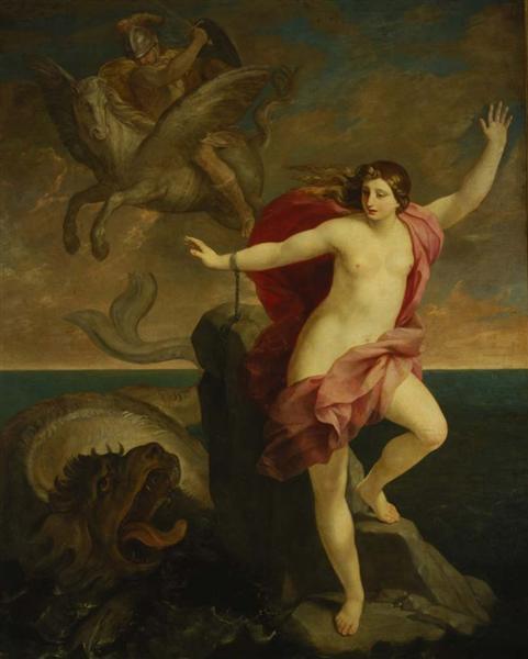 Andromeda - Guido Reni