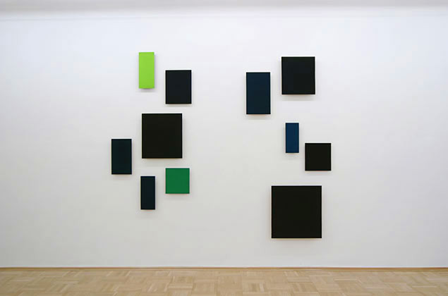 Installation view - Gunter Umberg