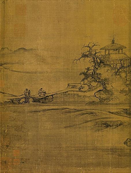 Trees - Guo Xi