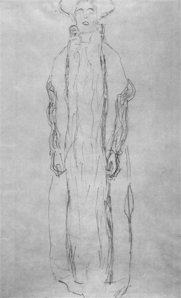 Adele Bloch-Bauer, 1912 - Gustav Klimt