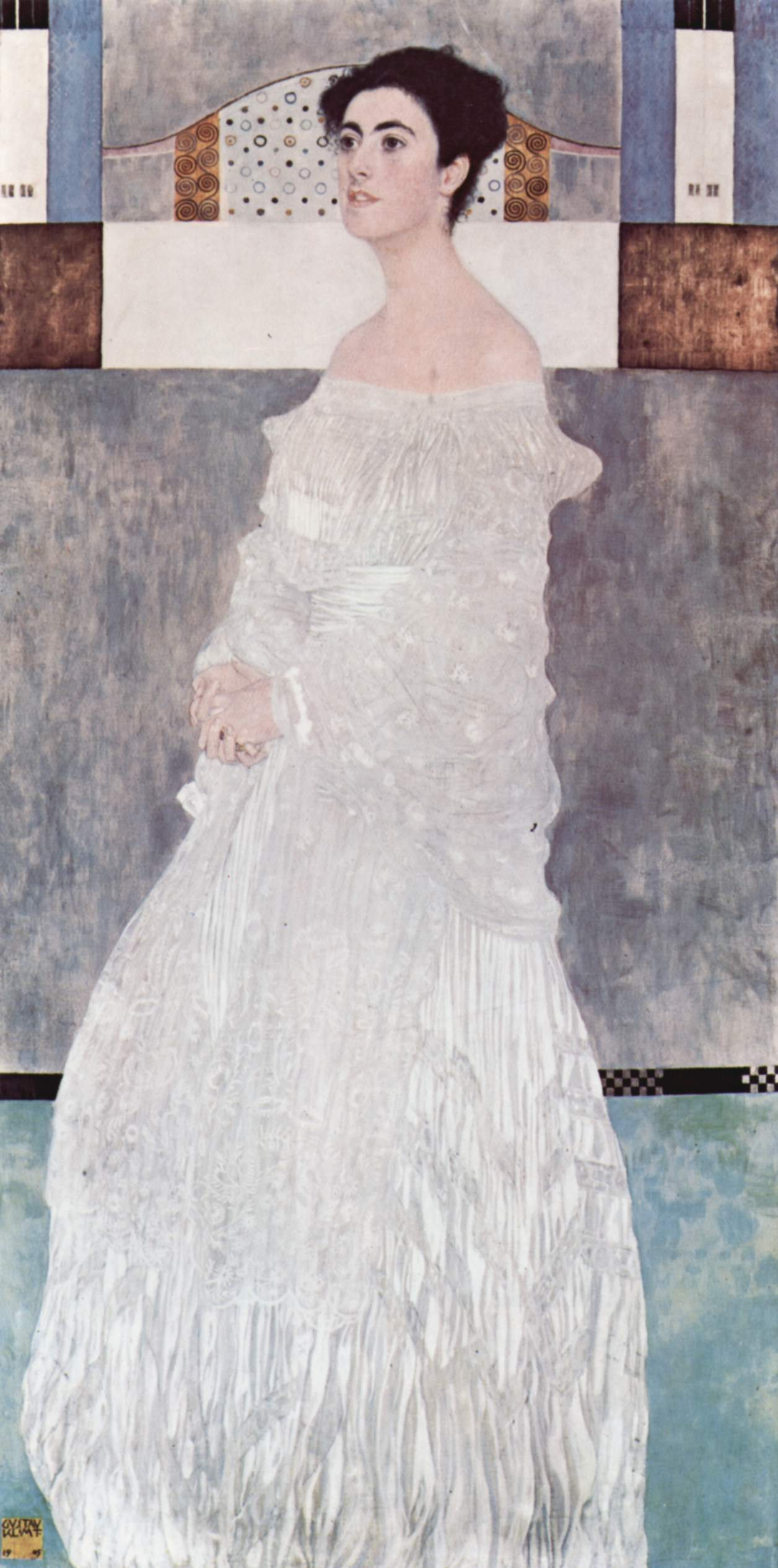 Portrait of Margaret Stonborough-Wittgenstein, 1905