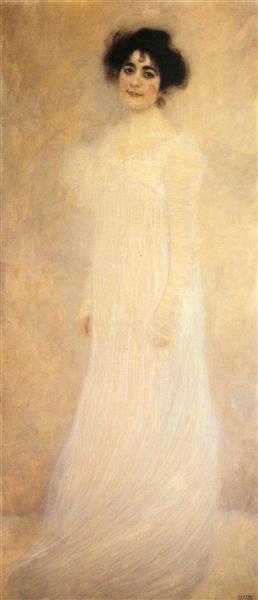 Portrait of Serena Lederer, 1899 - Gustav Klimt