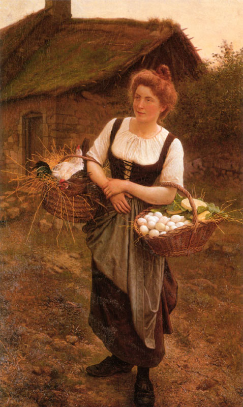 The Farm Girl