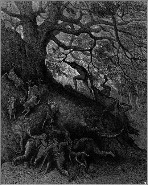 Orlando Furioso - Gustave Dore