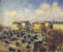 Paris   Wagram Avenue - Gustave Loiseau