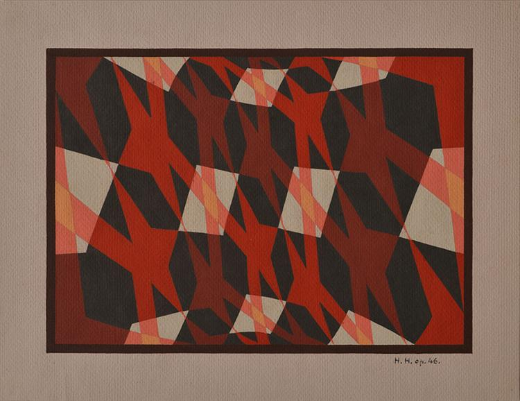 Opus 46, 1958 - Hans Hinterreiter