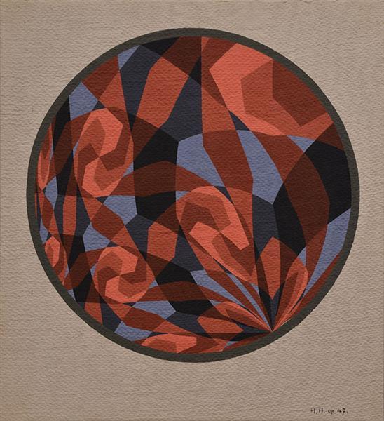 Opus 47, 1959 - Hans Hinterreiter