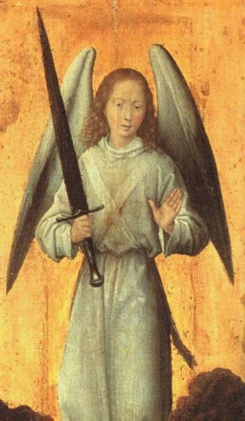 The Archangel Michael, 1479 - Hans Memling