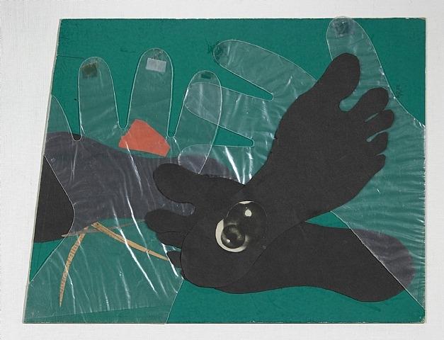 Ni main ni pied - no. 396 - Hans Richter