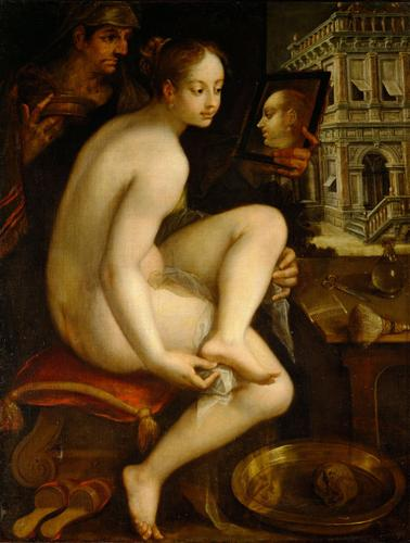 David and Bathsheba, 1615