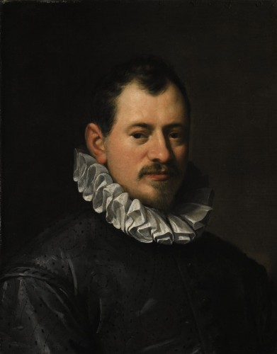 Portrait of Jacopo Biliverti, 1585