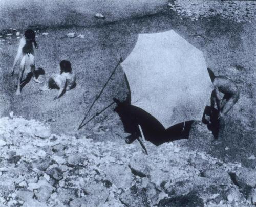 The Artist's Umbrella, 1910 - Heinrich Kühn