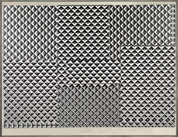Folium Argentum, 1968 - Heinz Mack