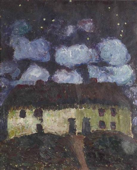 Brahmshaus in Rüschlikon, 1928 - Helen Dahm