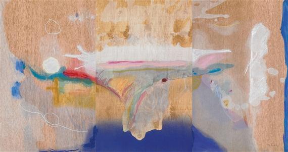Madam Butterfly, 2000 - Helen Frankenthaler