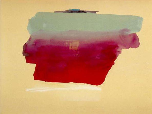 Robinson's Wrap - Helen Frankenthaler