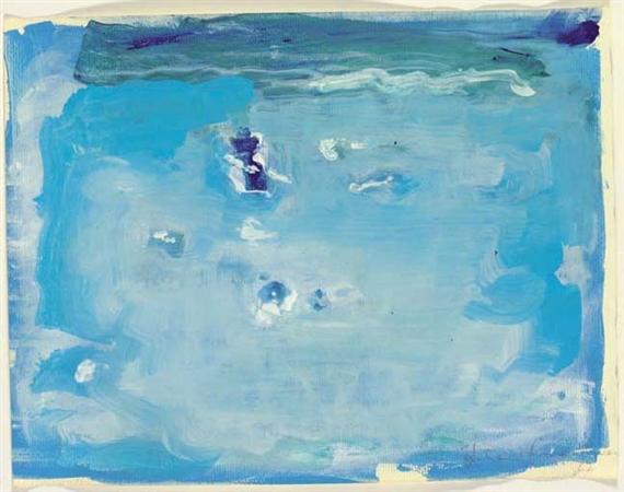 Untitled - Helen Frankenthaler