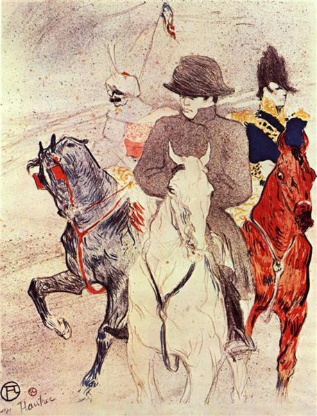 Napoléon, 1896 - Henri de Toulouse-Lautrec