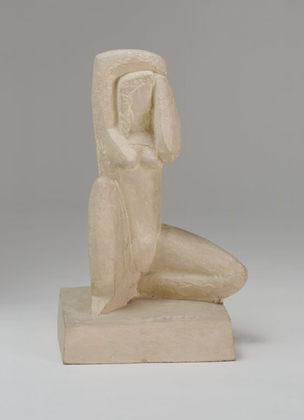 Seated Woman, 1926 - Henri Laurens