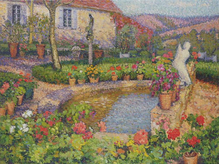 My House - Henri Martin