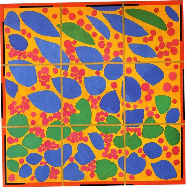 Ivy in Flower, 1953 - Henri Matisse