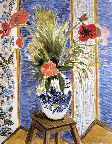 Poppies, c.1919 - Henri Matisse