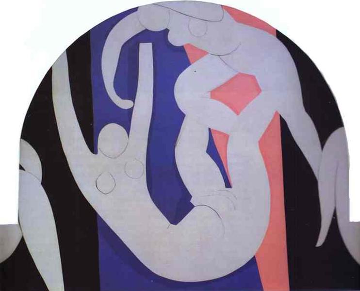 The Dance - Matisse Henri