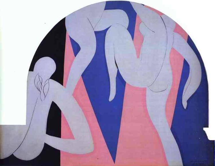 The Dance, 1932 - 1933 - Henri Matisse