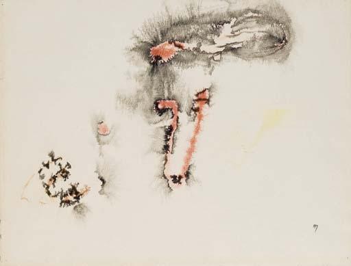 Untitled - Henri Michaux
