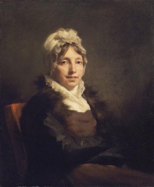 Ann Fraser, Mrs. Alexander Fraser Tytler, 1802 - 1806 - Henry Raeburn