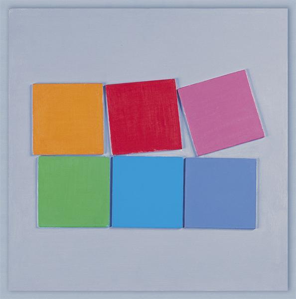 Composition no. 13 - Henryk Stazewski